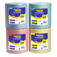 Optima Semi-Disposable All Purpose Cloth Roll
