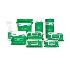 Clinell Universal Sanitising Range
