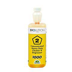 Evolution 1000 Heavy Duty Cleaner & Degreaser (1Ltr)