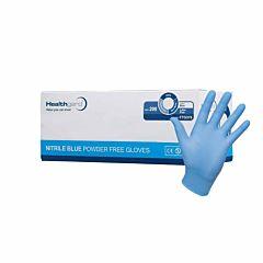 Healthgard Nitrile Blue