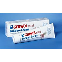 Gehwol Med Deodourant Foot Cream