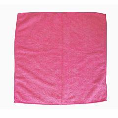 Optima Proclean Shine Microfibre Cloths - Red (10)