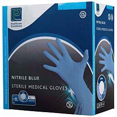Premier Performer Nitrile Blue Sterile