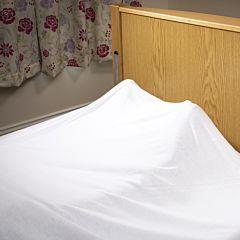 White MIP Sleepknit top sheet.