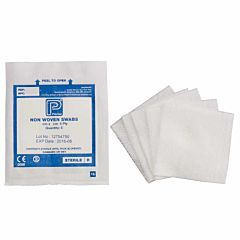 Premier Sterile Non-Woven Swab 5cm x 5cm 4ply (30x5)