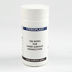 Steroplast 10% IPA Mannequin Wipes - 9022 (100)