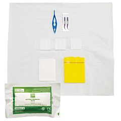 Premier Suture Removal Pack 4722