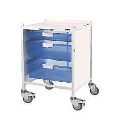 Sunflower VISTA 40 Trolley 1 Single / 2 Double Trays
