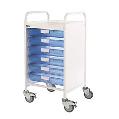 Sunflower VISTA 50 Trolley 6 Single Trays