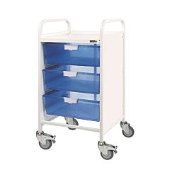 Sunflower VISTA 50 Trolley 3 Double Trays