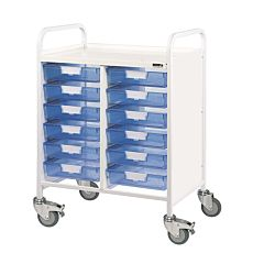 Sunflower VISTA 60 Trolley 12 Single Trays