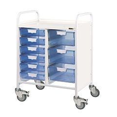 Sunflower VISTA 60 Trolley 6 Single / 3 Double Trays