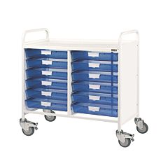 Sunflower VISTA 100 Trolley 12 Single Trays